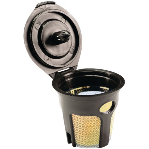 Solofill K3 24kt Plated Gold Refillable Filter Cup for Keurig