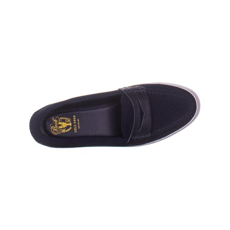 Cole Haan Pinch Weekender Penny Loafers, Navy - image 2 of 6
