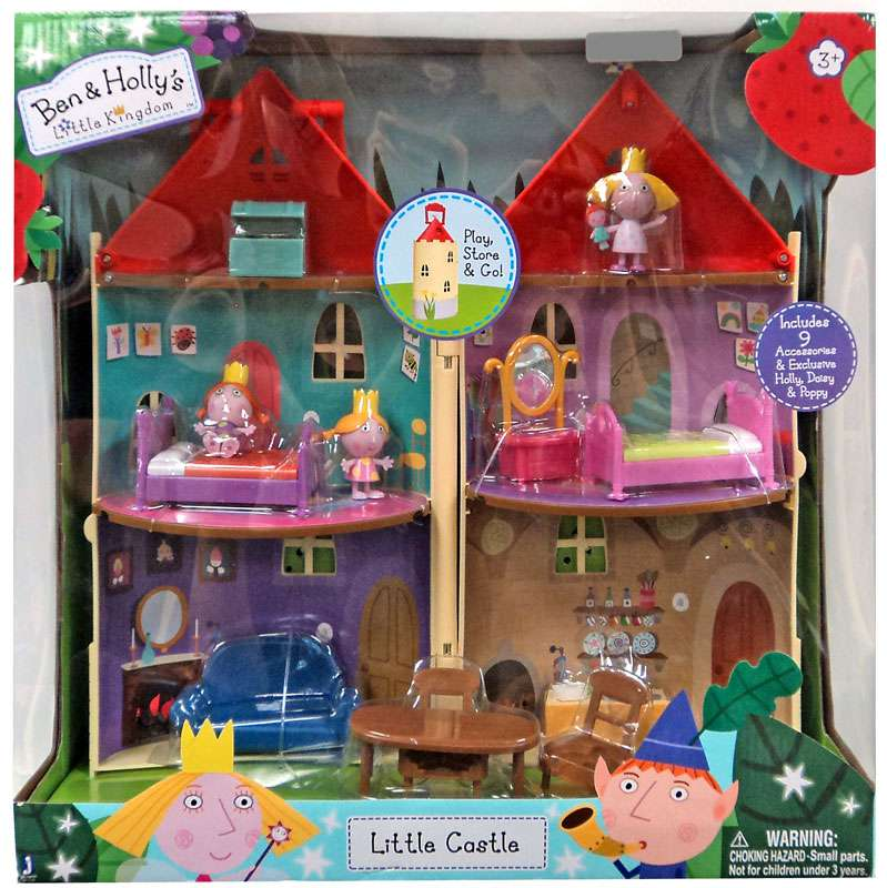 Ben & Holly's Little Kingdom Little Castle Playset