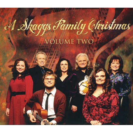 Skaggs Family Christmas 2 (CD) (Includes DVD)