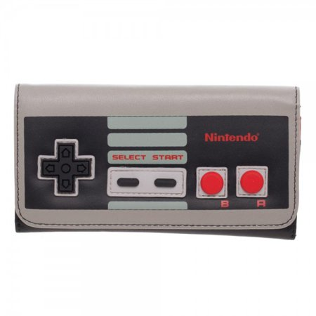 Wallet - Nintendo - Controller Flap Pures New Licensed (Turnlock Flap Wallet)