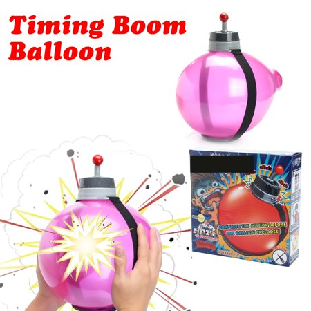 Balloon & Timing Boom Family Party Board Game Crazy Toy Funny Adults Kids