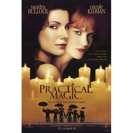 Practical Magic (1998) 27x40 Movie Poster