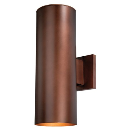 Mountain Outdoor Sconce - Vaxcel Chiasso CO-OWB052 Outdoor Wall Sconce