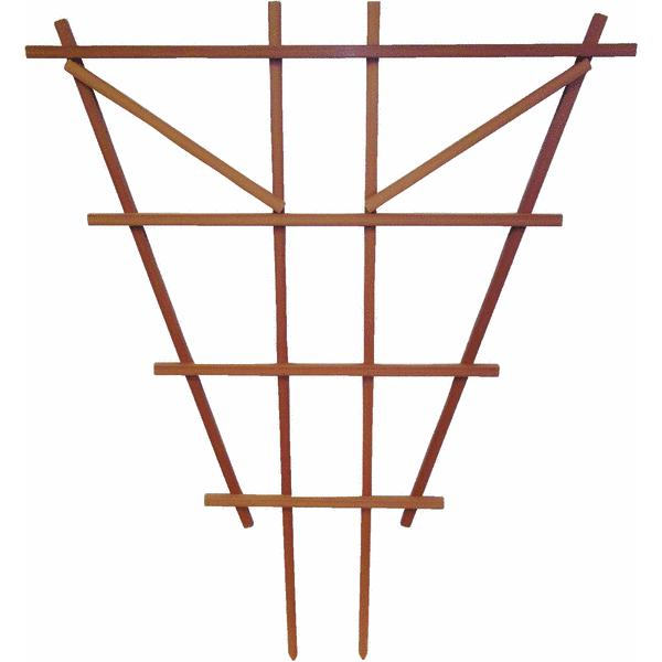 Arboria Traditional Fan Trellis by Heartland Home