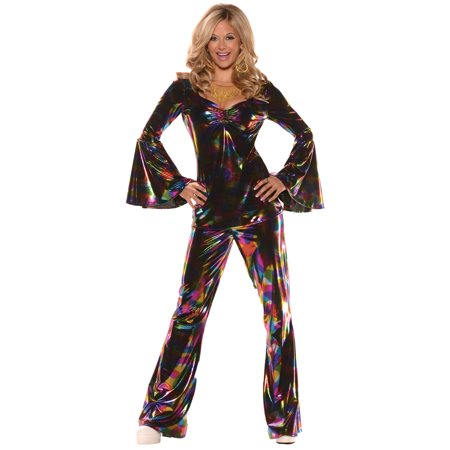 Disco Diva Adult Female Costume - Female Disco Costumes