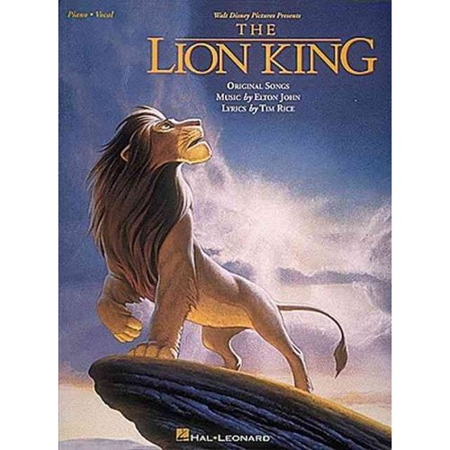 The Lion King Vocal Selections