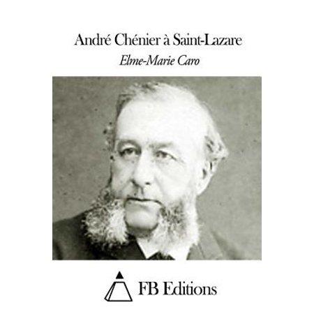 Andre Chenier A Saint Lazare