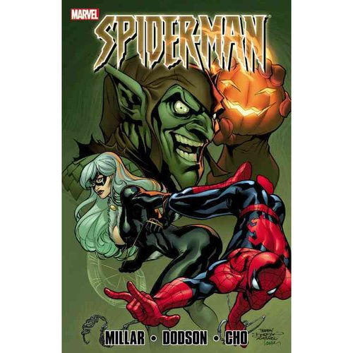 Spider-man Ultimate Collection: By Mark Millar