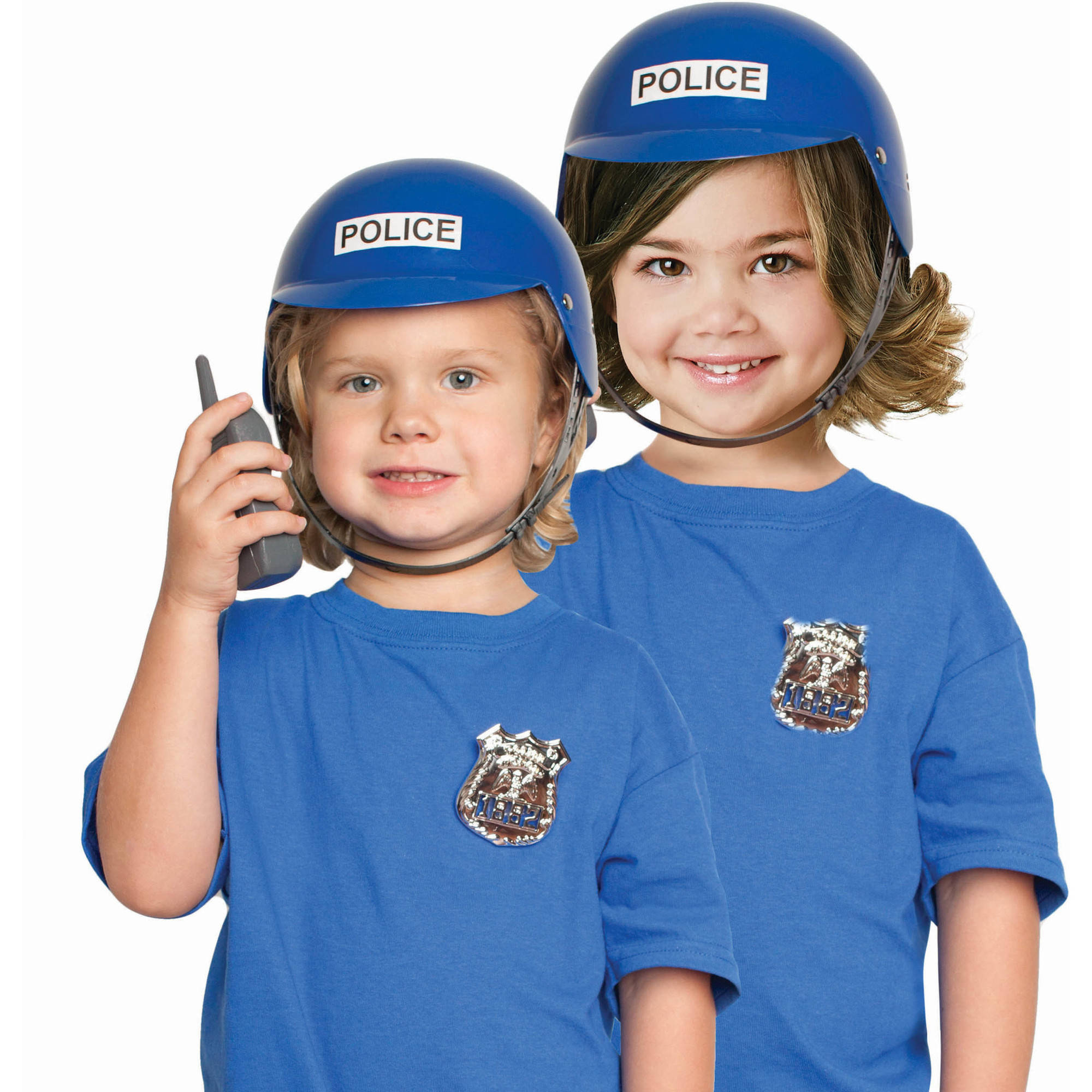 Police Halloween Dress Up Set Child Halloween Costume
