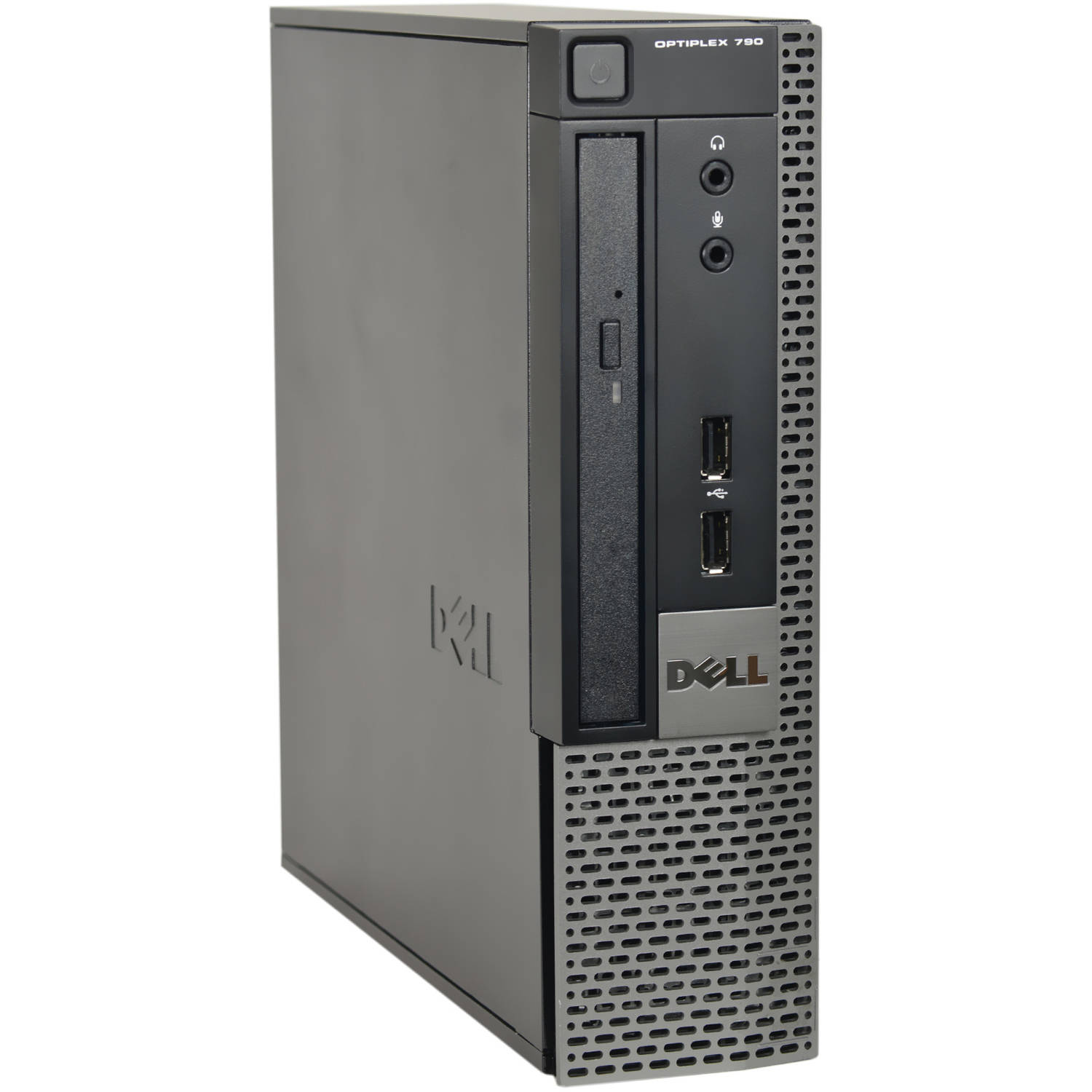 Refurbished Dell OptiPlex 390-T Desktop PC with Intel Core i5-2400  Processor, 8GB Memory, 500GB Hard Drive and Windows 10 Home (Monitor Not  Included)