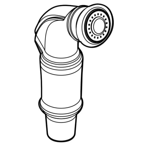 Moen 144474 Replacement Hose and Spray Kit Only