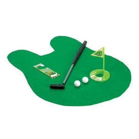 Iron Oversize Golf Club Set - Potty Putter Toilet Golf - Golf Club Sport Toy Set