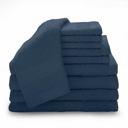 Baltic Linen 10-piece Luxury Cotton Towel Set