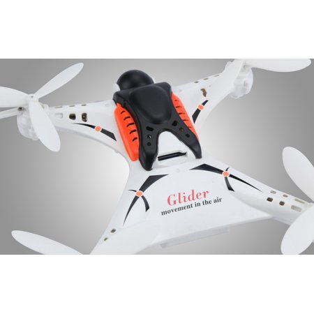 RC Drone HD Camera Quadcopter 2.4GHz Remote Control 4CH 3D Flip Over Mini Helicopter - image 7 de 8
