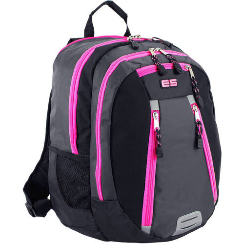 Eastsport Absolute Sport Backpack 2 main compartments and 3 front stash compartments