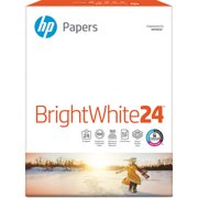 HP Bright White Inkjet Paper | 500 Sheets | Letter | 8.5 x 11 in | HPB1124P