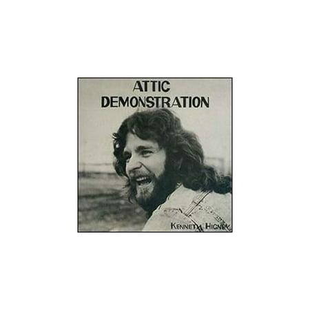 Kenneth Higney - Attic Demonstration 1976 Demo Album [Vinyl]