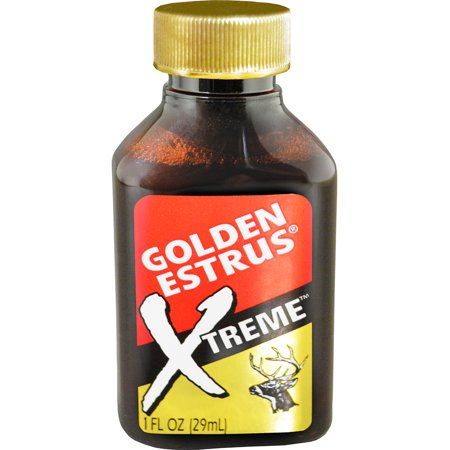 Wildlife Trio - Wildlife Research Golden Estrus Xtreme, 1oz.