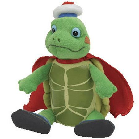 Beanie Babies Wonder Pets Tuck the Turtle Beanie Baby Plush - Walmart.com 952c5b538869