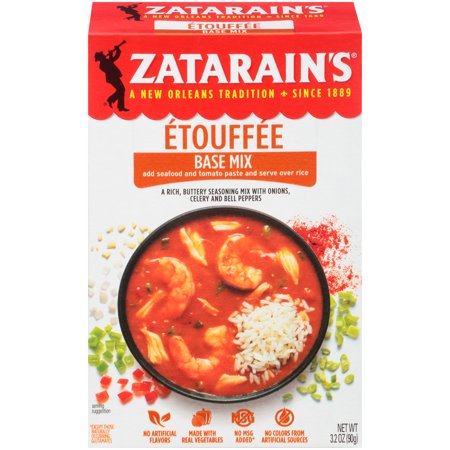 (3 Pack) Zatarains Etouffee Base, 3.2 oz