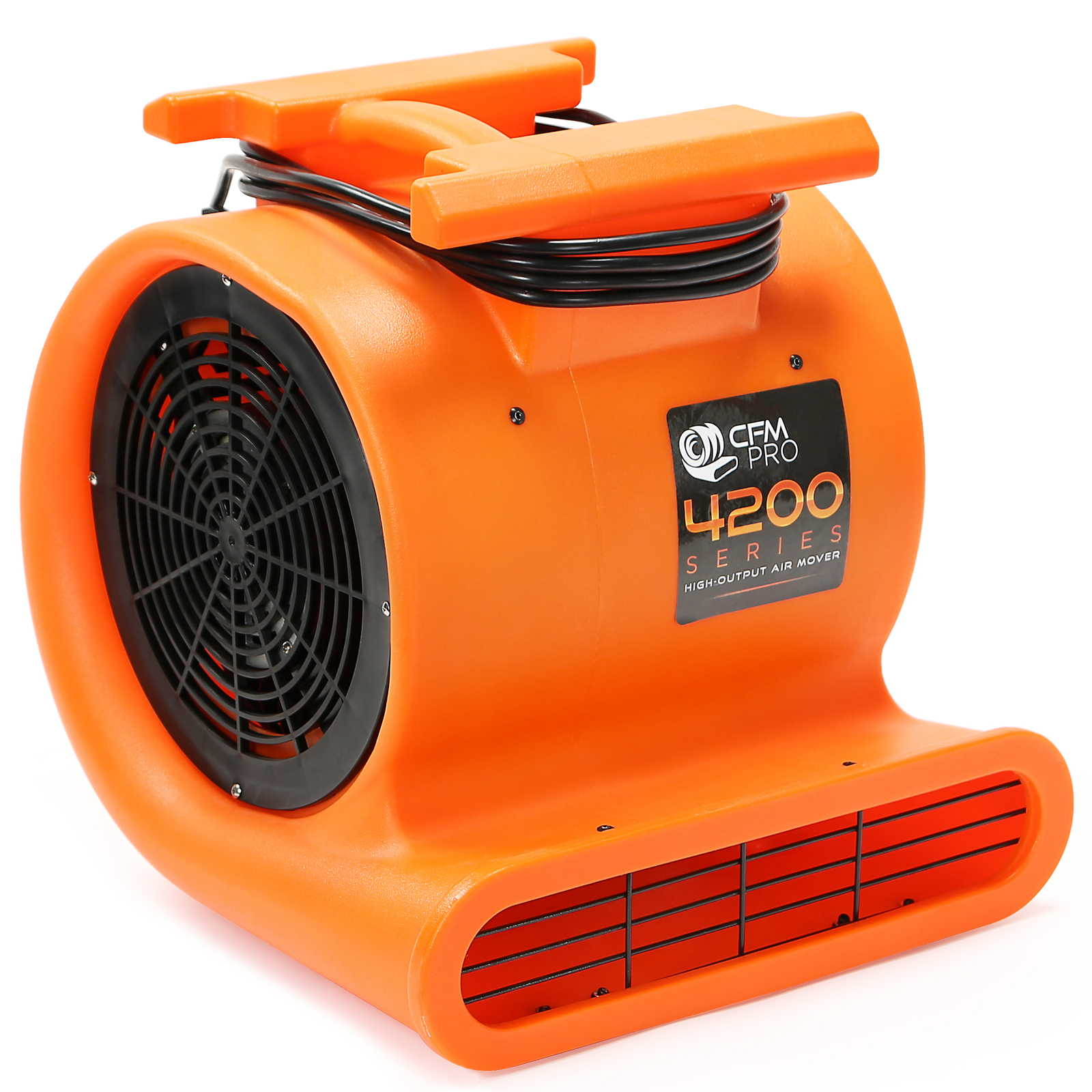 CFM PRO Air Mover & Carpet Dryer Blower Fan - 4,200 Series