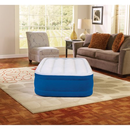 Simmons Twin Beautyrest Plush Aire Raised Air Bed (Aire Lynx)