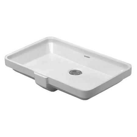 Duravit 2nd Floor 3165300001 Undermount Bathroom -