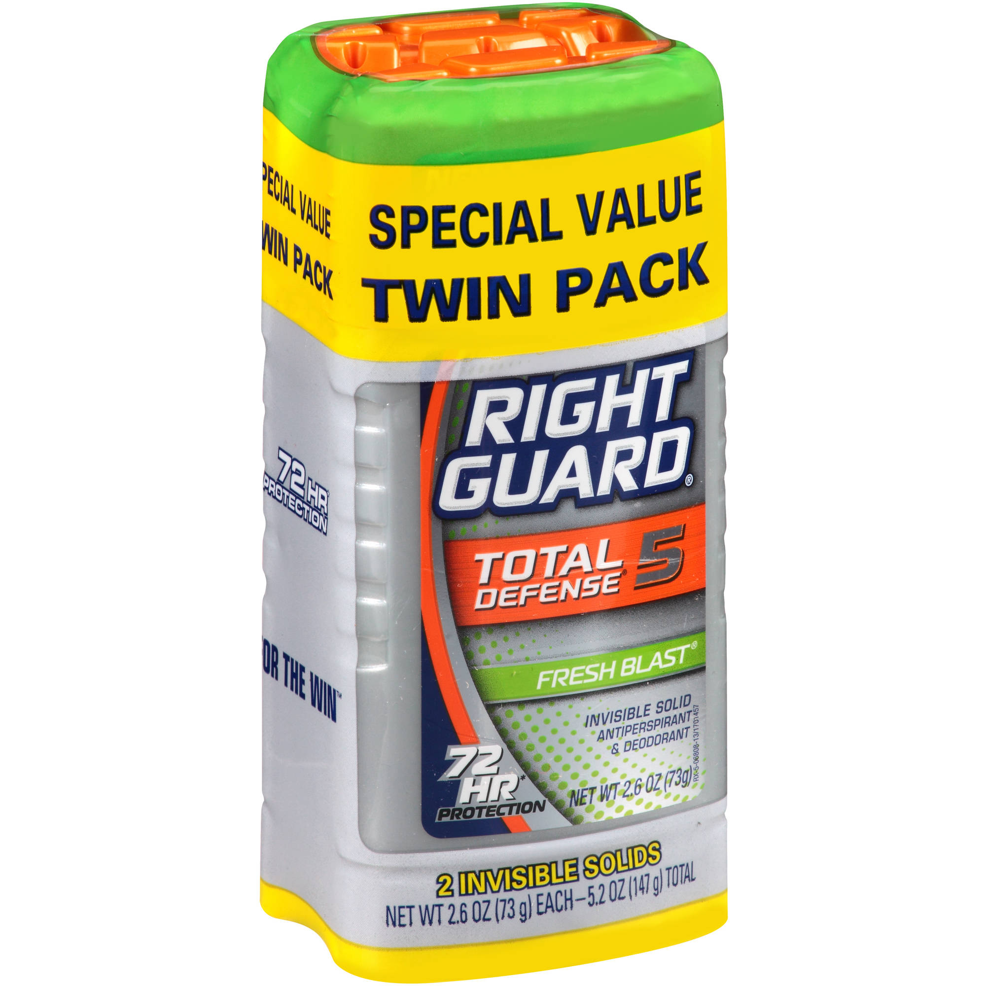 Right Guard Powder Stripe Anti-Perspirant Deodorant, 5.2 oz