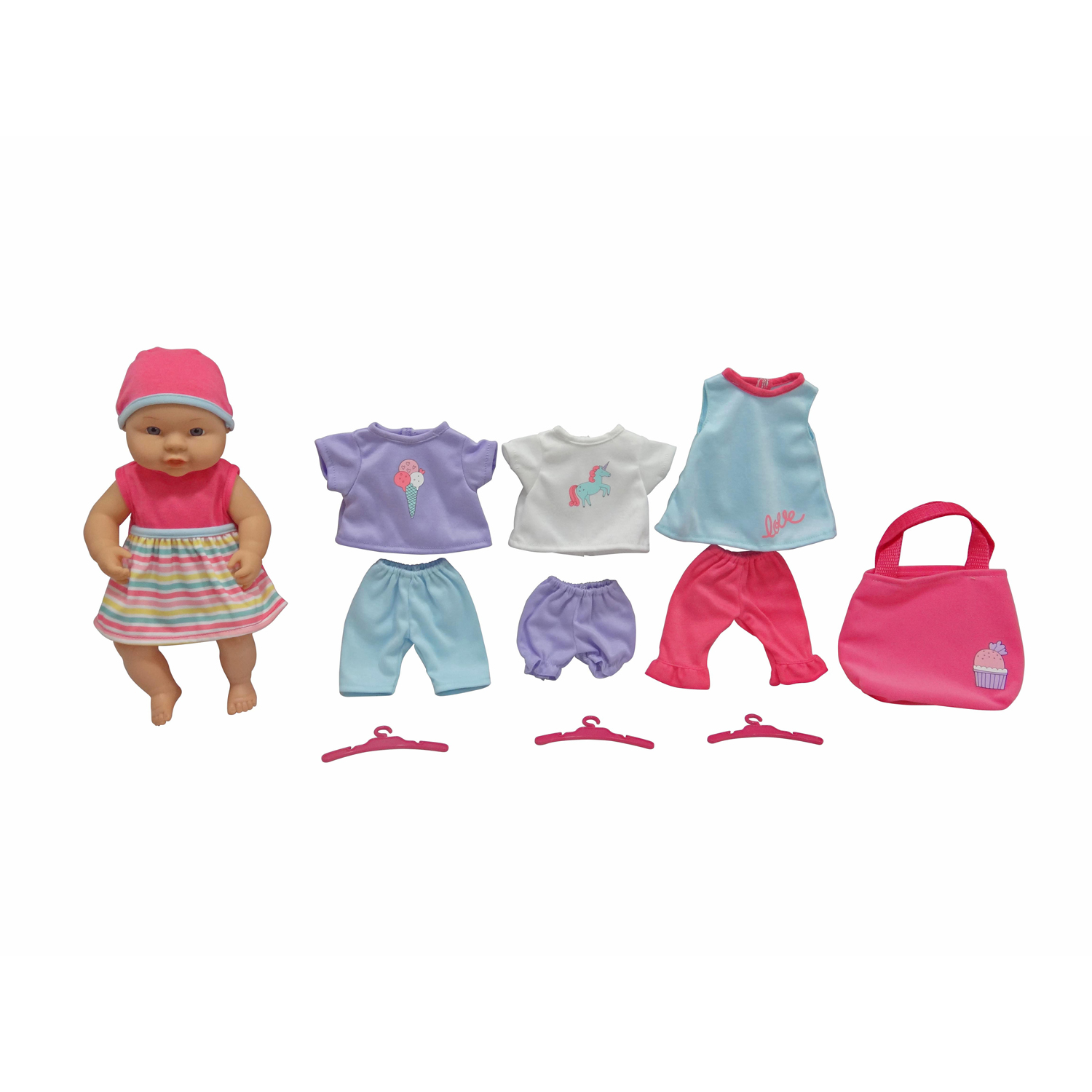 My Sweet Love 10-inch Baby Doll Wardrobe & Accessories