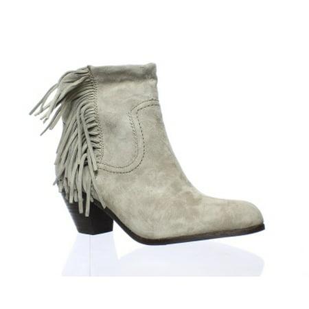 0ee6ceeb8fc0b Sam Edelman - New Sam Edelman Womens Louie Tan Suede Ankle Boots Size 10.5  - Walmart.com