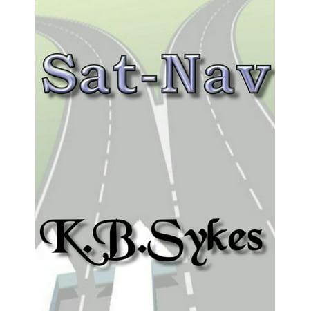 Sat - Nav - eBook