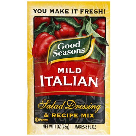Good Seasons Mild Italian Salad Dressing Mix, 1 oz (Pack of 24)](Good Dressing Up Ideas For Halloween)