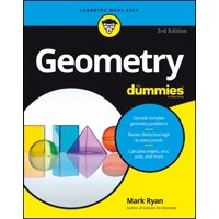 For Dummies: Geometry for Dummies (Other)