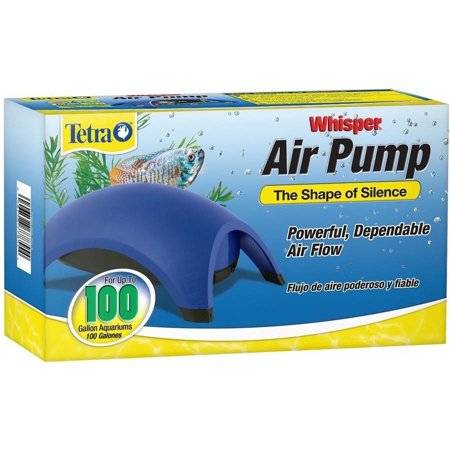 Whisper Air Pump 100, upto 100 Gal