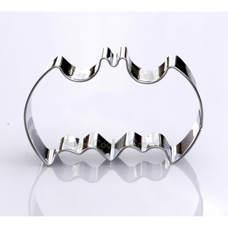 Batman Cookie Cutter- Stainless Steel](Walmart Cookie Cutters)