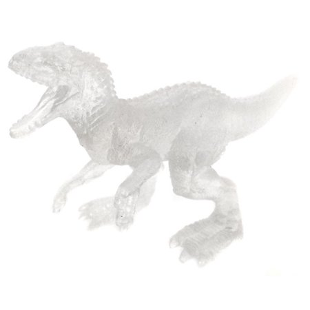 Jurassic World Battle Damage Mini Dinosaur Figure Indominus Rex Mini Figure [No Packaging]