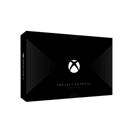 Microsoft Xbox One X Project Scorpio Edition 1TB Gaming (Microsoft Xbox One X 1tb Gaming Console)