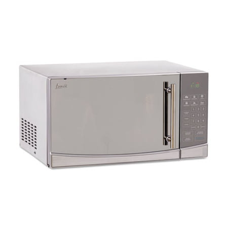 Avanti 1 1 Cubic Foot Capacity Stainless Steel Touch
