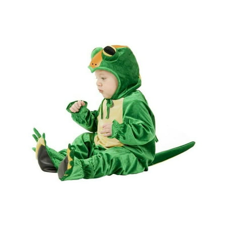 Toddler Little Gecko Costume - Geico Gecko Costume