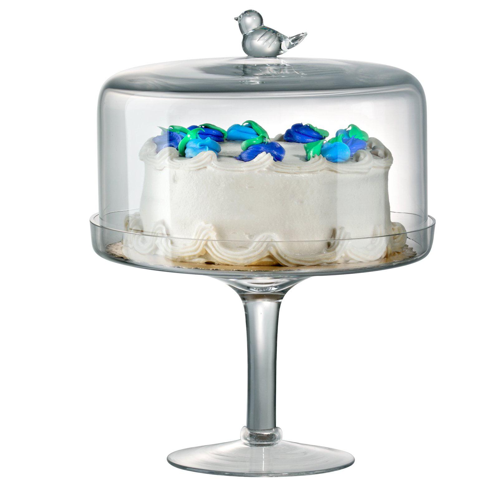 Artland Songbird Finial Tall Cake Stand