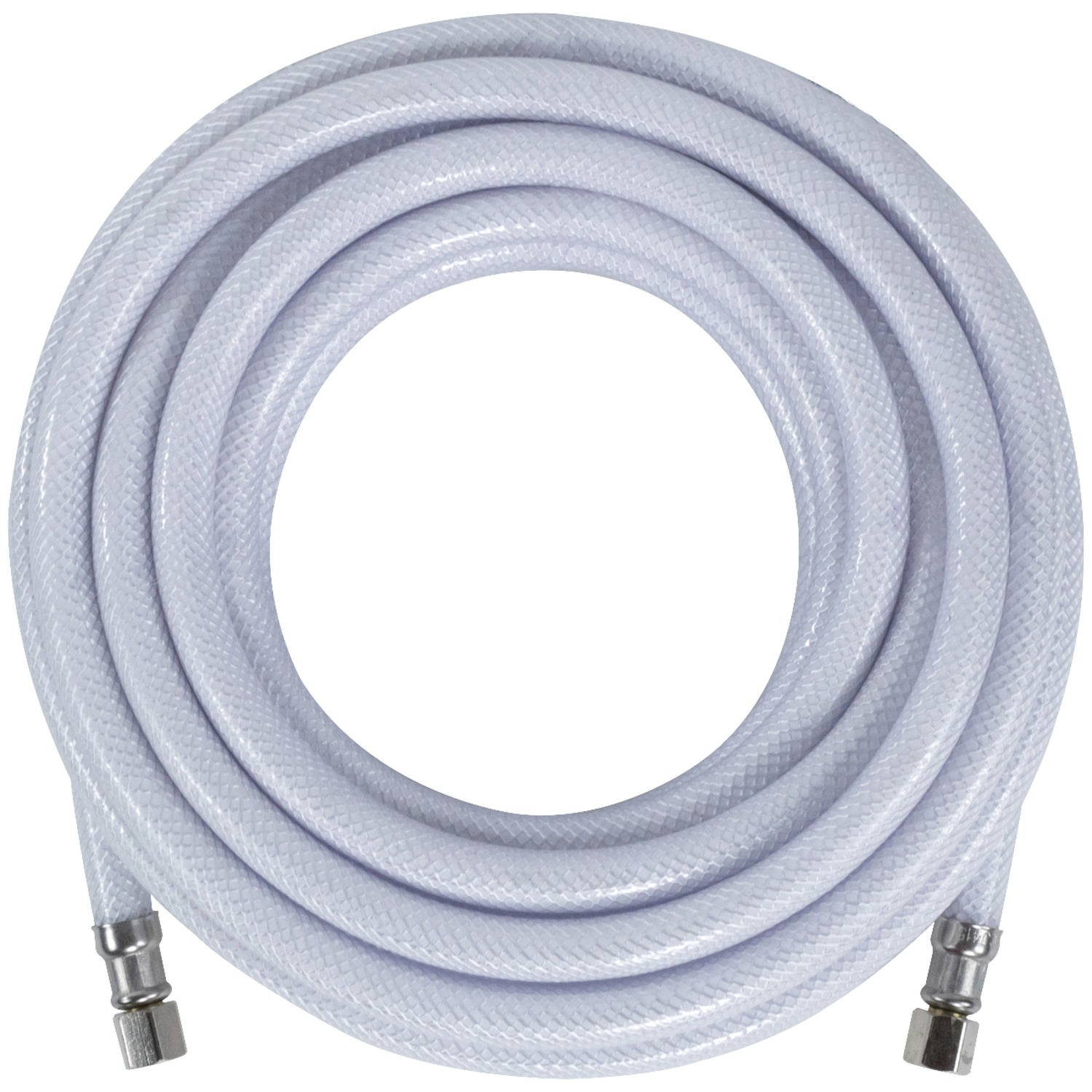 "Certified Appliance IM300P Polyvinyl Ice Maker Connector (25ft, 1/4"" Connector)"