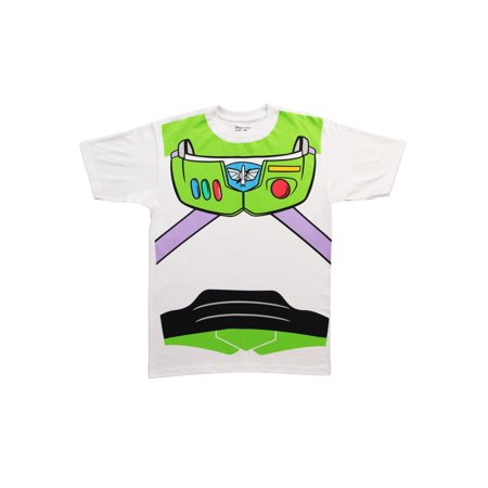 Men's Buzz Lightyear Costume T-Shirt - Buzz Lightyear Halloween Costume