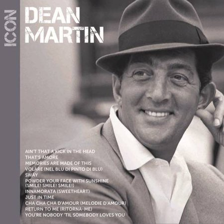 Dean Martin - Icon Series: Dean Martin (CD) (Best Dean Martin Song)