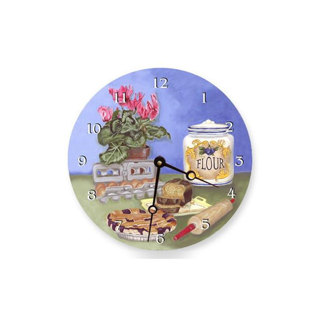Lexington Studios 23084R Bakers Round Clock by Lexington Studios