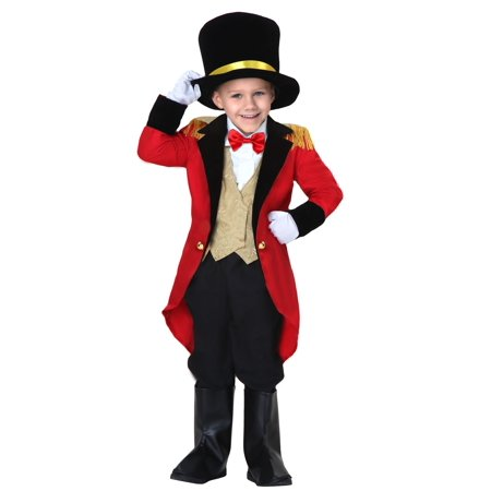 Toddler Ringmaster Costume - Ringmaster Costume For Child