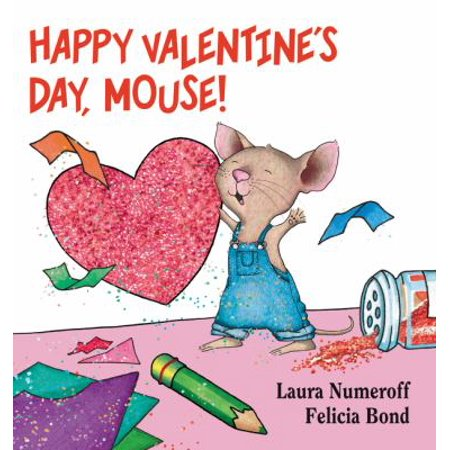 Happy Valentines Day  Mouse