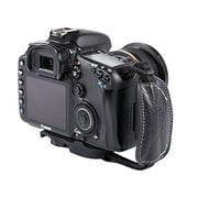 Micnova MQ-GS9 Genuine Leather Grip/Hand Strap for DSLR Cameras (Tripod Mount Attachment) {Style#9}