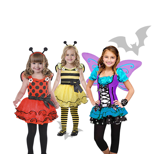 Cute Insect Costumes