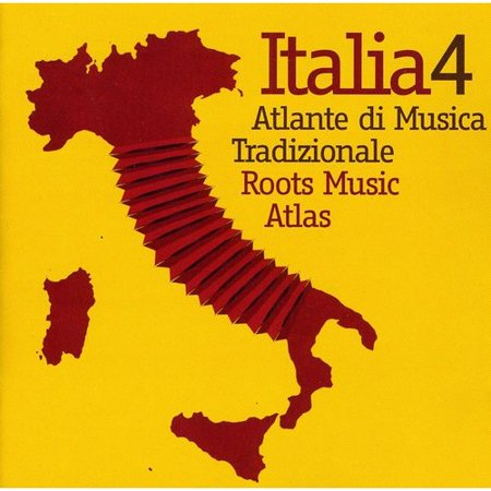 Musica Di Halloween Film (ITALIA, VOL. 4: ATLANTE DI MUSICA TRADIZIONALE/ROOTS MUSIC)